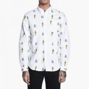 Dedicated Robot Pattern Shirt