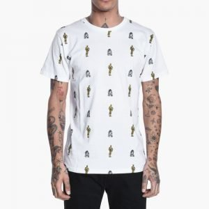 Dedicated Robot Pattern Tee
