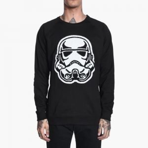 Dedicated Trooper Head Sweatshirt