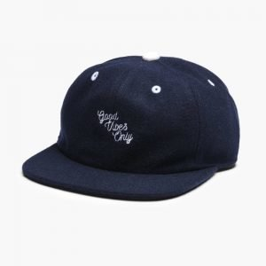 Dedicated Unconstructed Good Vibes Cap