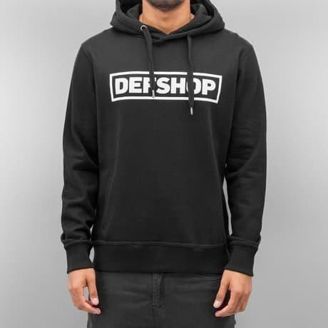 DefShop Huppari Musta