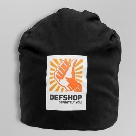 DefShop Pipo Musta