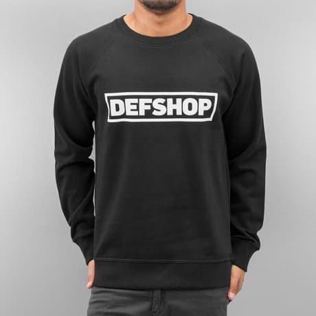 DefShop Pusero Musta