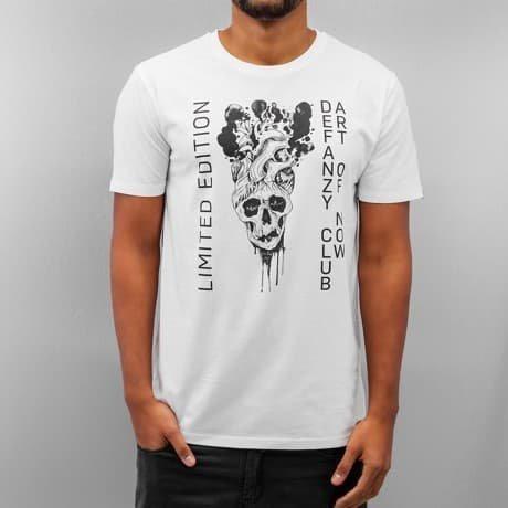 DefShop T-paita Valkoinen