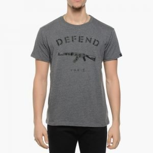 Defend Paris Defend Paris Tee Grey