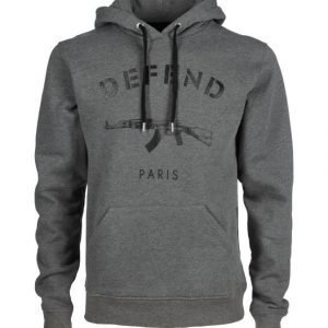 Defend Paris Paris Hood Huppari