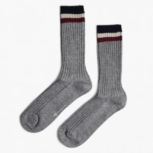Democratique Socks Relax Knitted Rag Socks