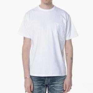 Denim By Vanquish & Fragment Pocket Crew neck T-shirt