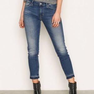 Denim & Supply Ralph Lauren Crop Skinny 5pt Dnm Jeans Farkut Denim