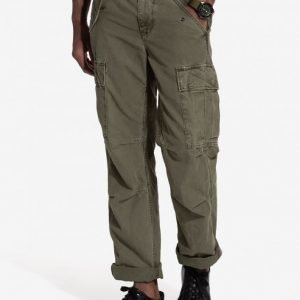 Denim & Supply Ralph Lauren Field Cargo Pant 32 Housut Rustic