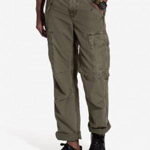 Denim & Supply Ralph Lauren Field Cargo Pant 32 Housut Rustic