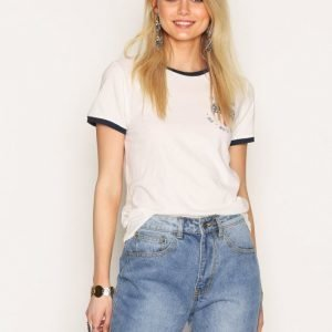 Denim & Supply Ralph Lauren Ringer Short Sleeve Top T-Paita Multi