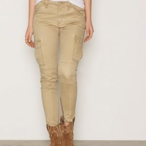 Denim & Supply Ralph Lauren Skinny Cargo Pant Housut Tan