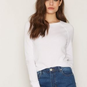 Denim & Supply Ralph Lauren Sweatshirt Longsleeve Svetari White