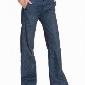 Denim & Supply Ralph Lauren Wide Flare 5-Pocket Farkut Denim
