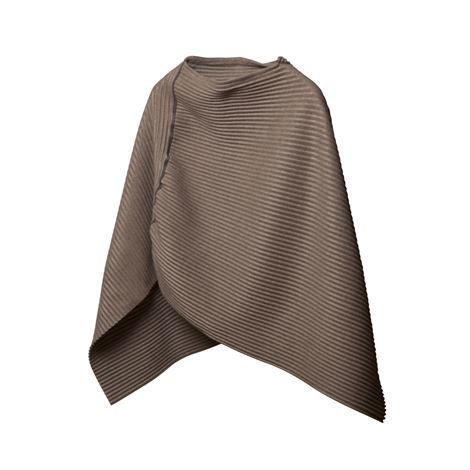 Design House Stockholm Pleece Poncho Lyhyt Muta