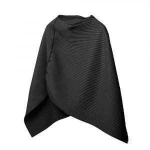 Design House Stockholm Pleece Poncho Small Musta
