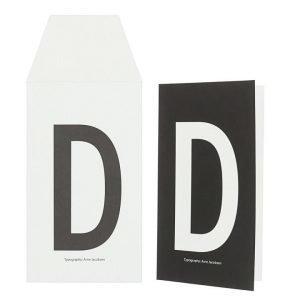 Design Letters lahjapaperia