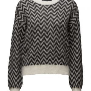 Designers Remix Fundy Sweater Herringbone neulepusero