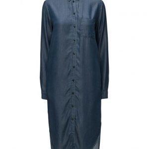 Designers Remix Gwen Maxi Shirt pitkähihainen pusero