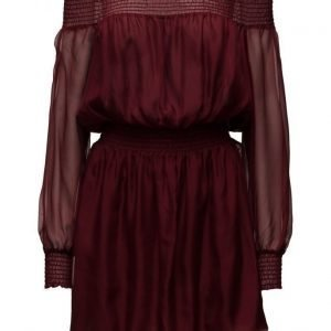 Designers Remix Haze Off-Shoulder Dress lyhyt mekko