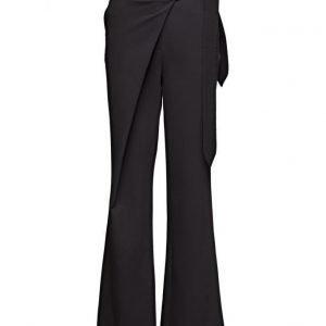 Designers Remix Jerry Wrap leveälahkeiset housut