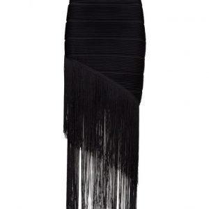 Designers Remix Regina Fringe Skirt mekko