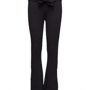Designers Remix Ribly Flared Pants leveälahkeiset housut