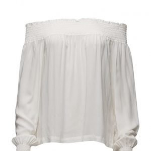 Designers Remix Rion Off-Shoulder Top pitkähihainen pusero
