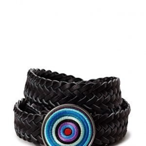 Desigual Accessories Cint Belt Trenzado vyö