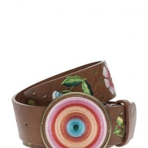 Desigual Accessories Cint Chapon Bordado Flo vyö