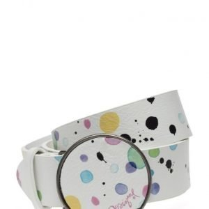 Desigual Accessories Cint Chapon Splatter vyö