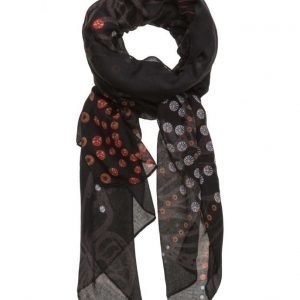 Desigual Accessories Foulard Backstar Rectangl huivi