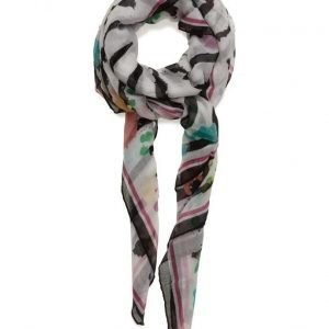 Desigual Accessories Foulard Rectangle Marine huivi