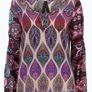 Desigual Brown Pusero