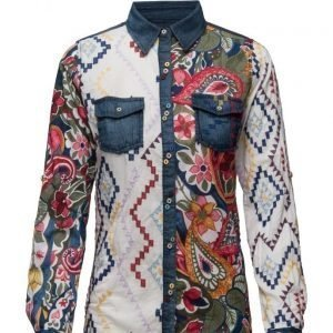 Desigual Cam Paisley pitkähihainen paita
