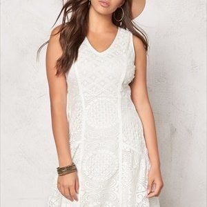Desigual Croacia Dress Blanco