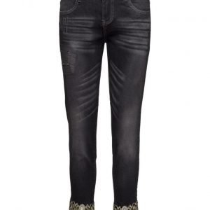 Desigual Denim Jeans 4 skinny farkut