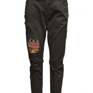 Desigual Pant Exotic casual housut