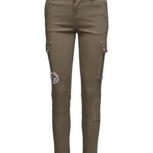 Desigual Pant Luz skinny housut