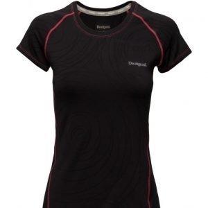 Desigual Sport Ts E T-S Short Sleeve 2 urheilupaita