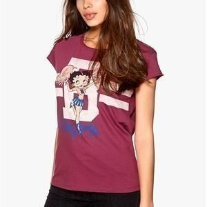 Desires Loop T-shirt 4810 Beaujolais
