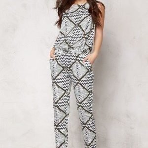 Desires Tea 2 Jumpsuit 3797 Ivy Green