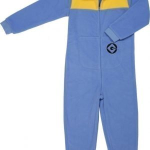 Despicable Me One Piece Fleece Sininen