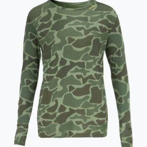 Devold Camo Man Shirt Kerrastopusero