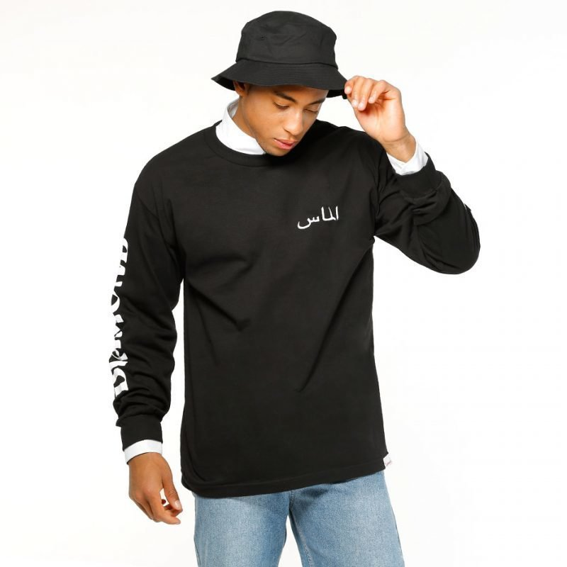 Diamond Arabic -longsleeve