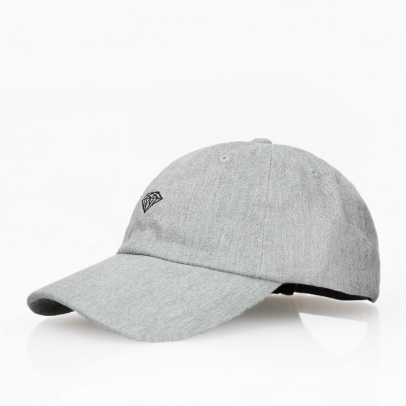 Diamond Brilliant Heathered Sports Cap -lippis