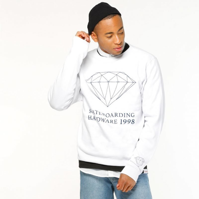Diamond Hardware Crewneck -college