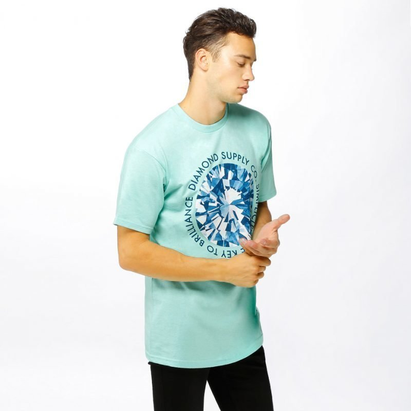 Diamond Simplicity -t-paita