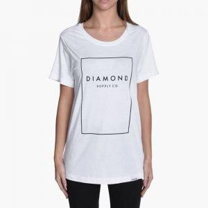 Diamond Supply Co. Boxed In Boyfriend Tee